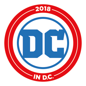 DC in DC 2018 Logo
